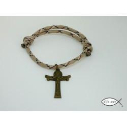 Bracelet PARA croix