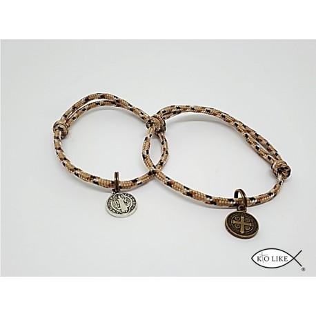 Bracelet ICTHUS paracorde
