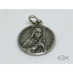 Médaille Sainte Thérèse de l'enfant Jésus
