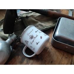 Quart Scout mug de camp